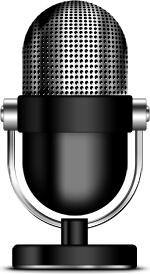 מיקרופון מקצועי - אודיו משופר
